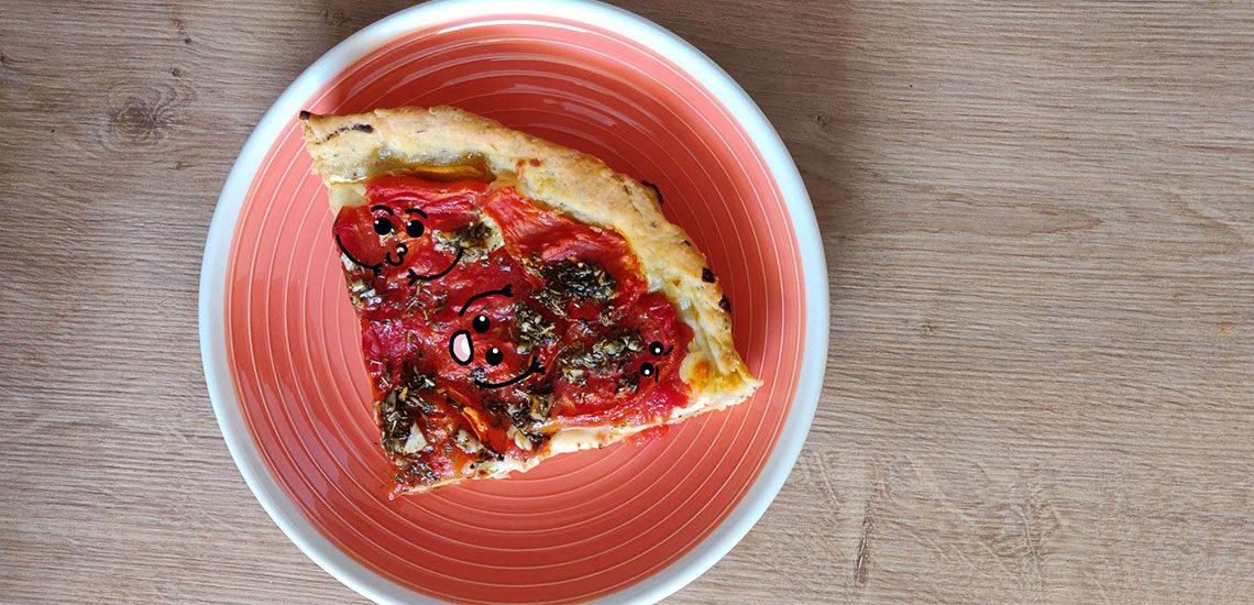 Tarte à la tomate, délice d'été qui sent bon la Provence
