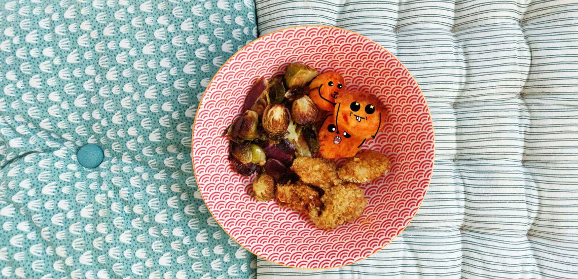 Un bowl d'automne tout doux